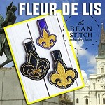 Fleur De Lis - TWO(2) sizes and TWO designs Included!