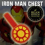 Iron Man Chest - One Size Included