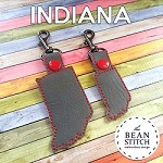 Indiana - TWO sizes Included!