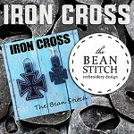 Iron Cross TWO sizes included