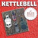 KettleBell - FOUR designs INCLUDED!