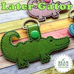 Later Gator - Includes THREE Sizes! BONUS Multis!