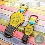 Light Bulb - FOUR Styles and TWO Sizes INCLUDED!  BONUS Multis!!!