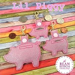 Lil Piggy -  THREE Sizes INCLUDED!!!