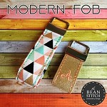 MODERN Fob - Includes TWO Widths in FOUR Sizes!