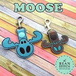 Moose - TWO sizes Included!