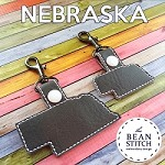 Nebraska - TWO sizes Included!