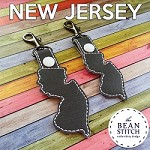 New Jersey - TWO sizes Included!