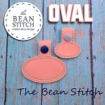 Oval! - Includes TWO(2) Sizes!