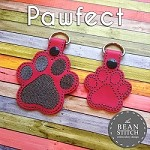PAW -fect - Includes TWO Sizes and TWO Styles!!! BONUS Multis!