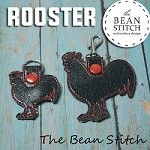 Rooster - Includes TWO sizes!