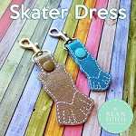 Skater Dress -  TWO Sizes INCLUDED!!!