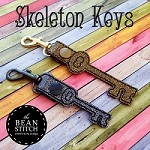 Skeleton Keys -  TWO Sizes and TWO Options INCLUDED!!!