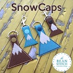SnowCaps - TWO sizes AND designs INCLUDED!