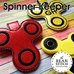 Spinner Keeper - THREE Options INCLUDED!!! BONUS Multis!