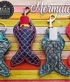 Mermaid Bean Pod - 2 Styles and 2 Sizes plus BONUS Multis INCLUDED