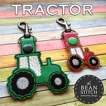 Tractor - Includes TWO sizes! BONUS MULTIs included!!!