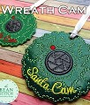 Wreath Cam - TWO sizes Included !!!  Bonus Phrases INCLUDED!