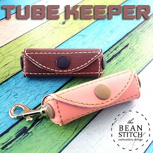 Tube Keeper - TWO options and TWO Sizes included!