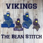 Vikings - TWO styles and TWO Sizes INCLUDED!