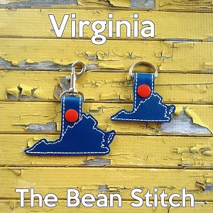 Virginia - Includes TWO(2) Sizes!